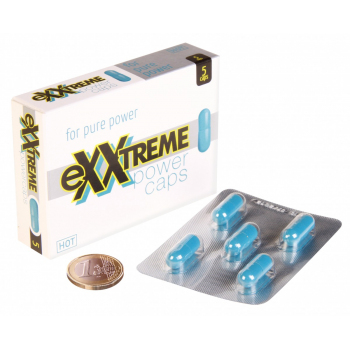 Капсулы для увеличения потенции EXXTREME POWER CAPS (5 кап.)